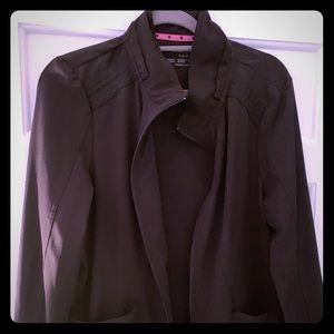 HeartSoul scrub jacket size L